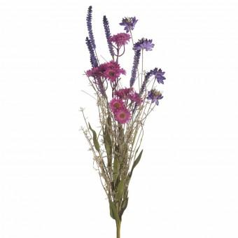 Rama crisantemos centaurea y margaritas artificial silvestre · Plantas artificiales · La Llimona home