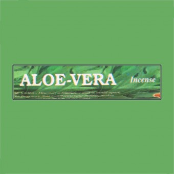 Incienso aloe-vera caja 20 sticks · Inciensos, ambientadores y soportes