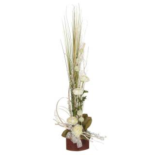 Rama grass artificial bicolor 85 · Plantas artificiales 4