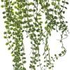 Planta artificial colgante vine verde · Plantas colgantes artificiales 2
