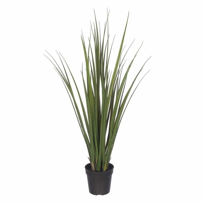 Planta green carex grass artificial 81 con maceta · Plantas artificiales