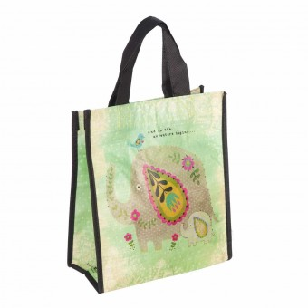 Natural Life bolsa compras mediana and so the adventure begins...' reutilizable · Natural Life