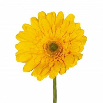 Flor gerbera artificial amarilla 60 · Flores artificiales 2 · La Llimona home