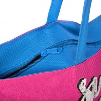 Bolsas de playa · Bolsa playa vespa cremallera rosa XL 2 · La Llimona home