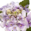 Flores artificiales - Hortensia artificial violeta 33 2