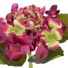 Flores artificiales · Hortensia artificial cereza 33 2 · La Llimona home