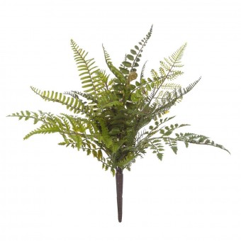 Plantas artificiales · Bush artificial helechos mix · La Llimona home