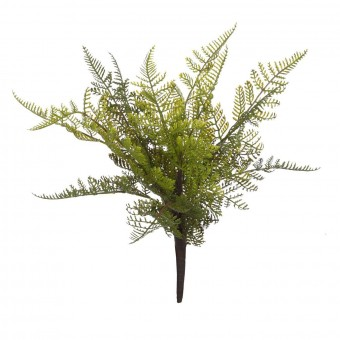 Plantas artificiales · Bush artificial helecho pteridium aquilinum · La Llimona home