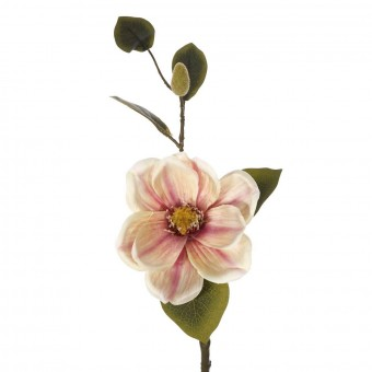 Magnolia artificial bicolor 46 - Flores artificiales 2