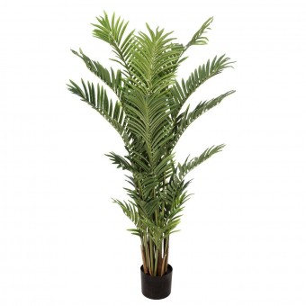 Kentia artificial palm verde 120 maceta - Plantas artificiales
