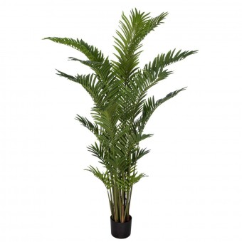 Kentia artificial palm verde 156 maceta - Plantas artificiales