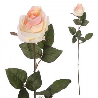 Rosa artificial bicolor 67 - Flores artificiales - Rosas artificiales