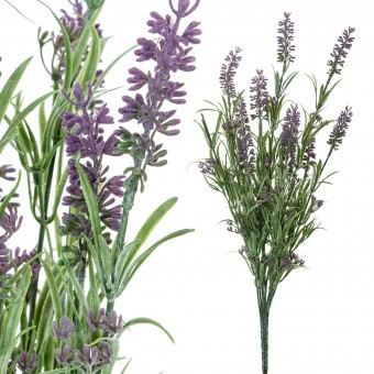 Lavanda artificial lila 46