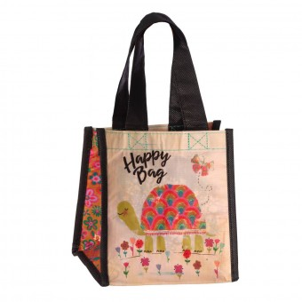 Natural Life bolsa compras mini 'Happy bag' tortuga reutilizable · Natural Life · La Llimona home