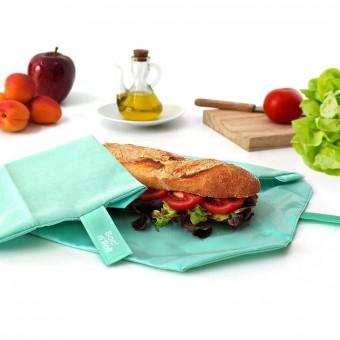 Boc'n'Roll ECO bocadillos verde · Cocina, mesa y porta alimentos · La Llimona home