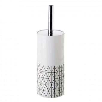 Escobillero baño cerámica sense · Escobilleros de baño