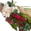 Saco arpillera flores artificiales - Flores artificiales - Arreglos florales artificiales 4