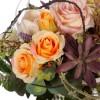 Centro maceta rosas artificiales  · Flores artificiales · Arreglos florales artificiales 4 · La Llimona home