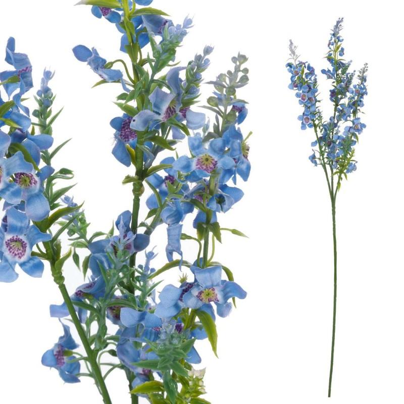 Rama mini flores artificiales azules 70 · Flores artificiales · Flor artificial diversa · La Llimona home