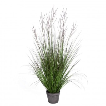 Grass artificial onion con maceta 105 - Planta artificial - Plantas artificiales