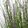Grass artificial lavanda 80 con maceta · Planta artificiales · Plantas artificiales
