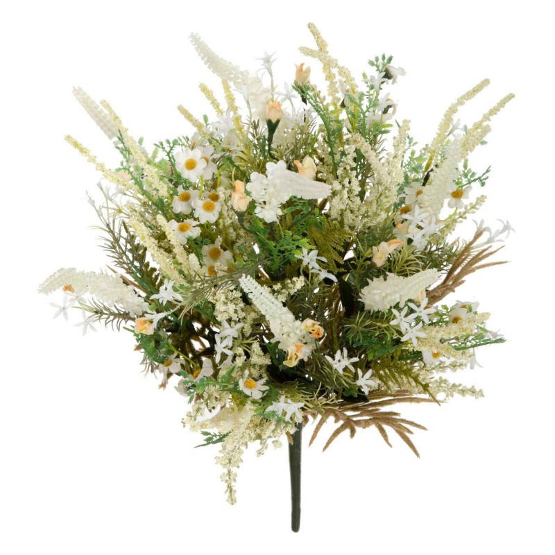 Ramo bush artificial silvestre blancas · Ramos flores artificiales · La Llimona home