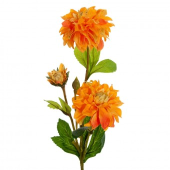 zinnia artificial bicolor 50 - Flor artificial
