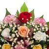 Jardinera multi flores artificiales 21 - Funerario - Jardineras, arreglos y centros artificiales - La Llimona home 3