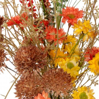 Ramo margaritas silvestres artificiales caldera · Flores artificiales · Ramos flores artificiales · La Llimona home 2