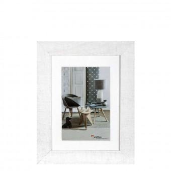 Portafotos milo madera 15x20 blanco · Marcos portafotos · La Llimona home