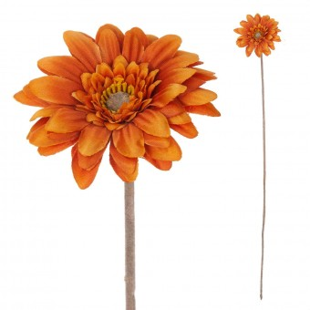 Gerbera mini artificial brandy 47 · Flores artificiales · La Llimona home