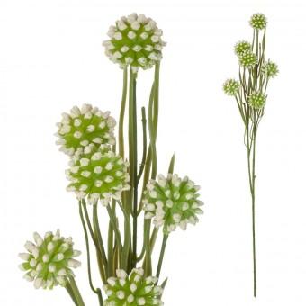 Allium artificial blanco 55 · Flores artificiales · La Llimona home