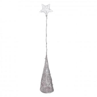 Árbol de navidad metálico cónico · Navidad · La Llimona home