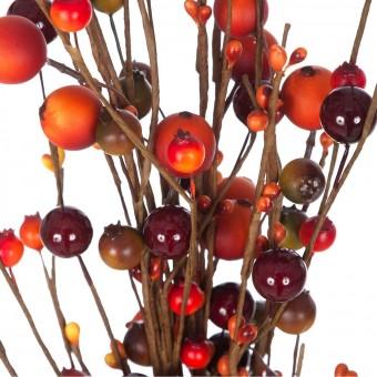 Rama berries artificiales caldera 80 · Hojas y ramas artificiales · La Llimona home 3
