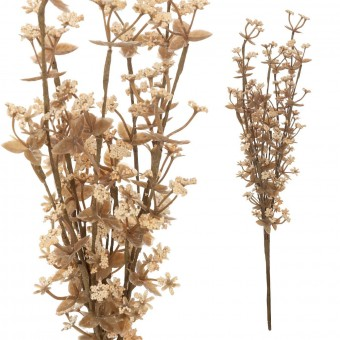 Brote silvestre artificial beige 45 · Flores artificiales · La Llimona home