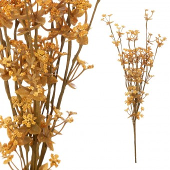 Brote silvestre artificial amarillo 45 · Flores artificiales · La Llimona home