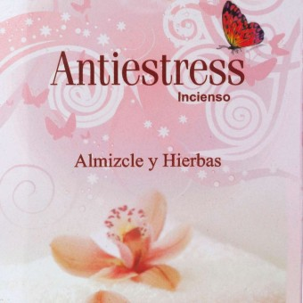 Incienso sac antistress caja sticks · Inciensos, ambientadores y soportes · La Llimona home