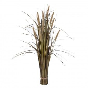 Totem grass beige artificial  85 · Plantas artificiales · La Llimona home