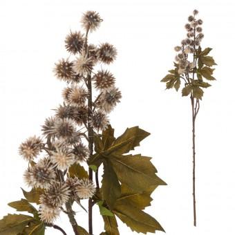 Mini Echinops beige artificial 67 · Plantas artificiales · La Llimona home