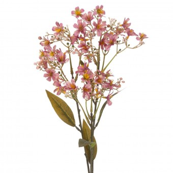Daphne artificial malva 70 · Flores artificiales · La Llimona home