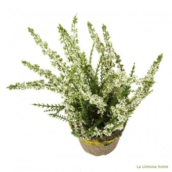 Planta astilbe artificial blanca 16 · Plantas artificiales 2 · La Llimona home