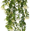 Mini flores blancas colgante artificial 80 · Plantas artificiales · Plantas colgantes artificiales · La Llimona home