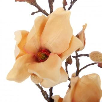 Magnolias artificial beige 80 · Flores artificiales · La Llimona home