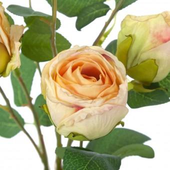 Rosas artificial beige 68 · Flores artificiales · La Llimona home