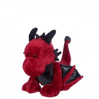 Dragón o Drac Sant Jordi verde rojo 16 · Nici peluches · La Llimona home