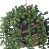 Kokedama colgante artificial 60 · Plantas colgantes artificiales · La Llimona home