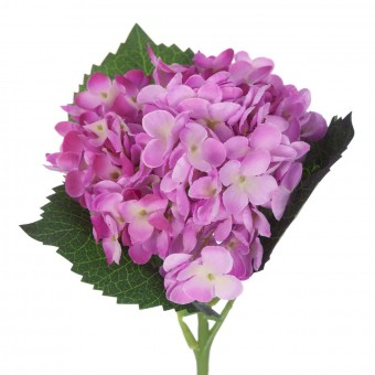 Hortensia artificial lila 52 · Flores artificiales · La Llimona home