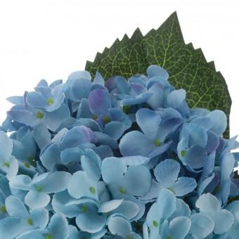 Hortensia artificial azul 52 · Flores artificiales · La Llimona home