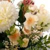 Ramo alliums y mums artificiales crema 42 · Ramos flores artificiales · La Llimona home
