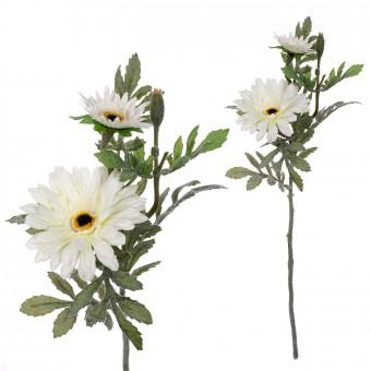 Gerbera artificial blanca 58 · Flores artificiales · La Llimona home